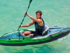 Mejor kayak hinchable calidad precio 2019.