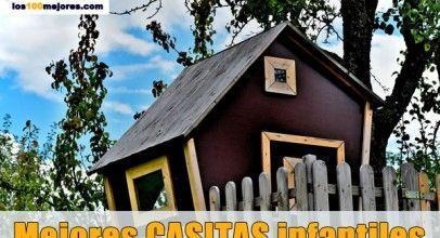 Las 10 mejores casitas infantiles baratas para el jardín 2019.