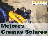 Mejores cremas solares para niños y adultos 2018.