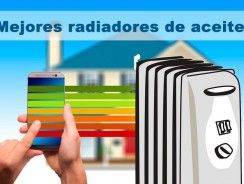 Mejores radiadores de aceite bajo consumo 2019.