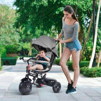 Mejores triciclos para bebés 2018.