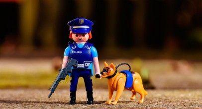 21 Regalos para policías.